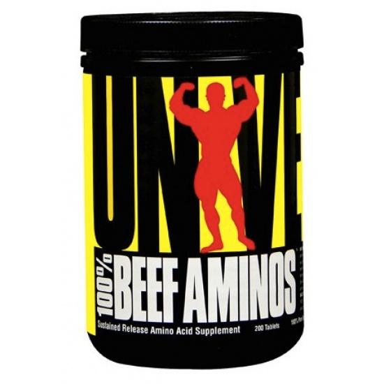 100% Beef Aminos (200 tablets)