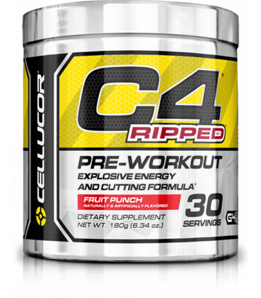 G4 C4 Ripped (30 Servings)