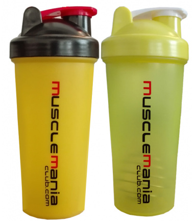MuscleManiaClub.com Blender Bottle Shaker Cup (25 oz)
