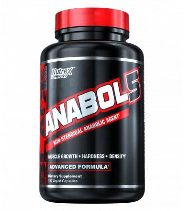Anabol 5 (120 capsules)