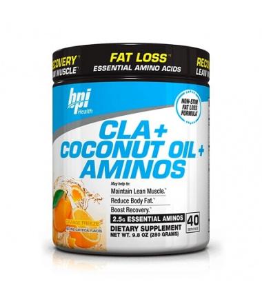 CLA + Coconut Oil + Aminos (40 servings)