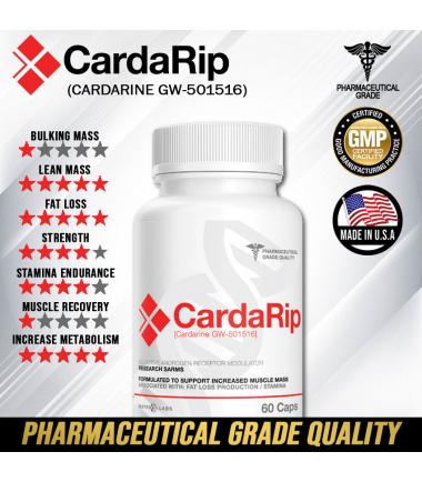 SARMS MatrixLabs CardaRip Cardarine (GW-501516)