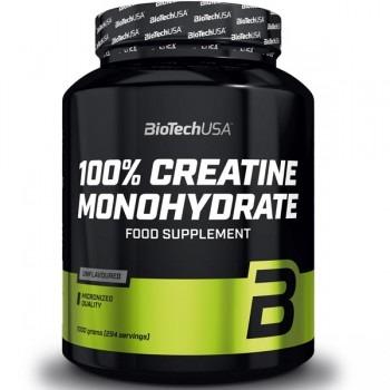 100% Creatine Monohydrate (1 kg.)