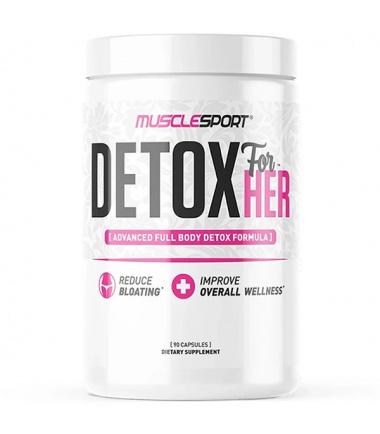 Detox For Her (90 capsules)