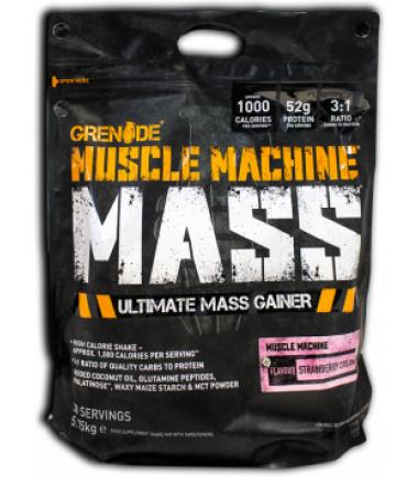 Muscle Machine Mass (12 lbs.)