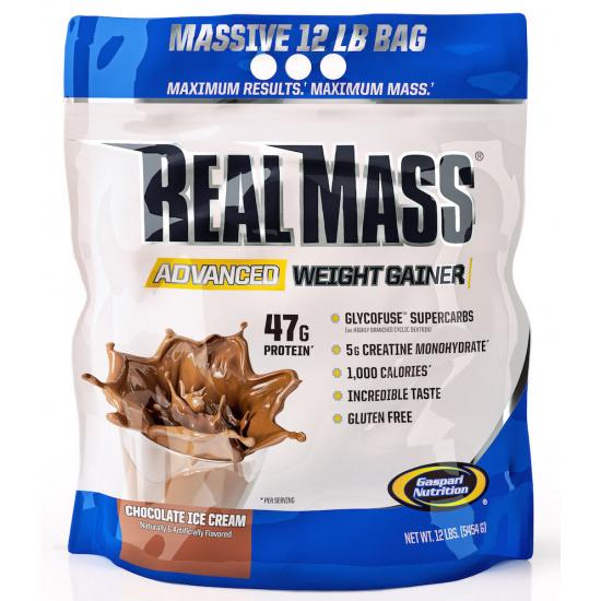 Real Mass Advanced (12 Lbs.)