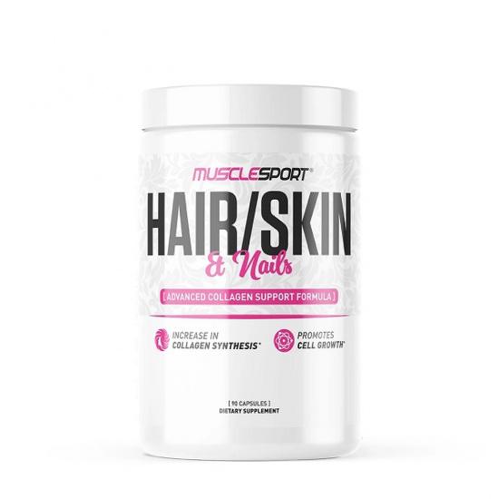 Hair, Skin & Nails (90 capsules)