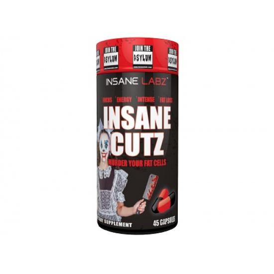 Insane Cutz (45 capsules)