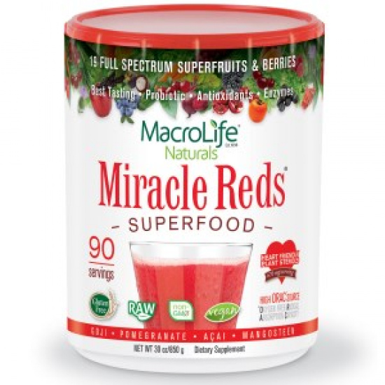 Miracle Reds Superfood (30 servings)