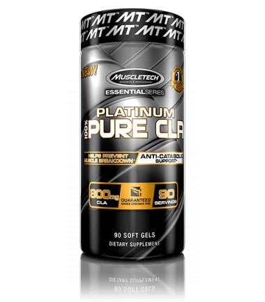 Platinum Pure CLA (90 softgels)