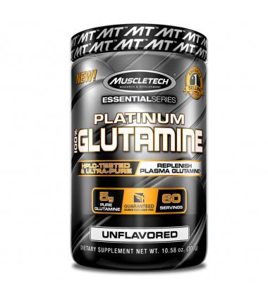 Platinum 100% Glutamine (300 grams)