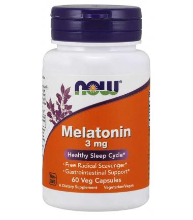 Melatonin 3mg (60 capsules)