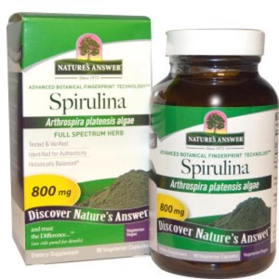 Spirulina (90 Caps)