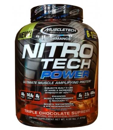 Nitro Tech Power (4 lbs.)