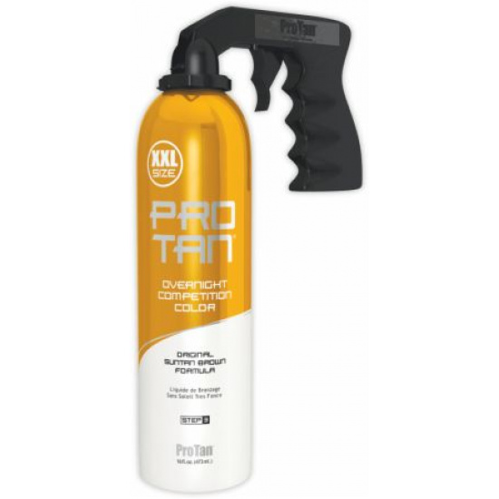 Pro Tan Overnight Competition Colour Spray On (16 fl. oz.)