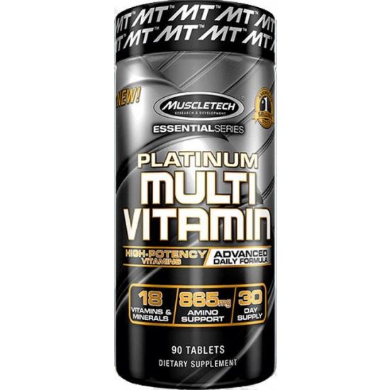 Platinum Multi Vitamin (90 caplets)