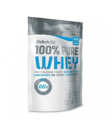 100% Pure Whey (454g.)