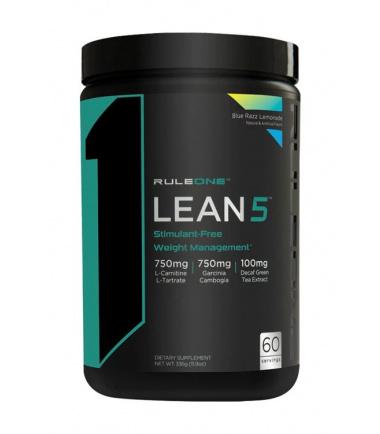Rule 1 Lean 5 (60 servings)