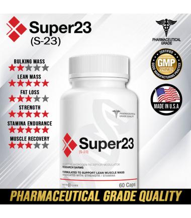 SARMS MatrixLabs Super23 (S-23)
