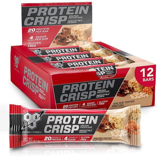 Syntha-6 Protein Crisp (12 bars)