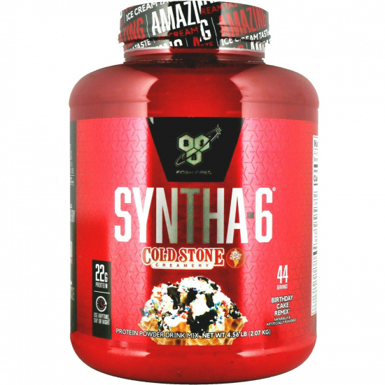 Syntha-6 Cold Stone (4.56lbs)