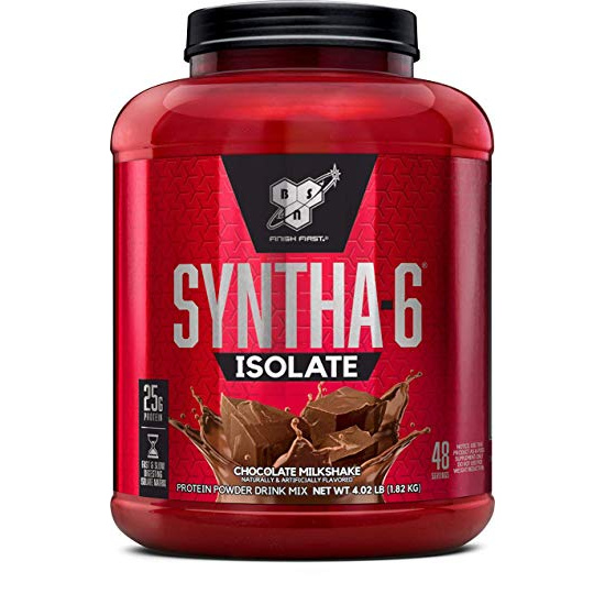 Syntha-6 Isolate (4.02 Lbs)