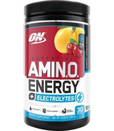 Amin.O Energy + Electrolytes (30 servings)