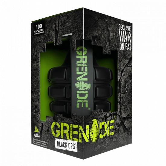 Grenade Black Ops (100 capsules)