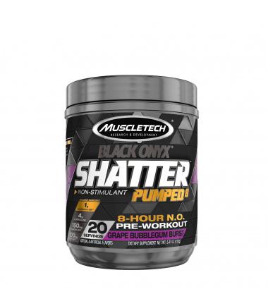 Shatter Pumped8 Black Onyx (20 servings)