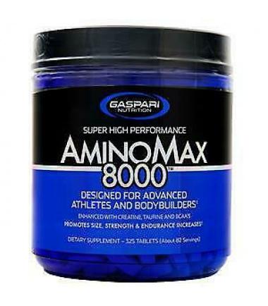 AminoMax 8000 (325 Tabs)