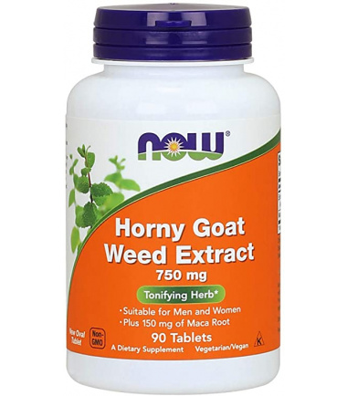 Horny Goat Weed Extract (90 tablets)