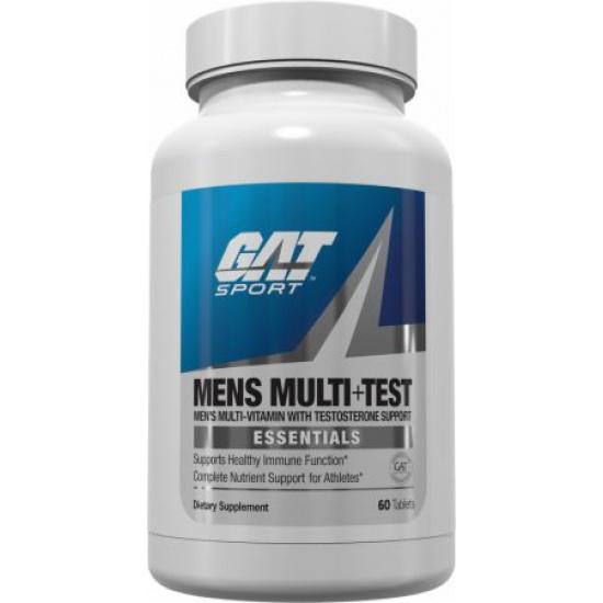 Mens Multi + Test (60 tablets)