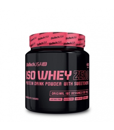 ISO Whey Zero For Women (450 g) EXP 09/20