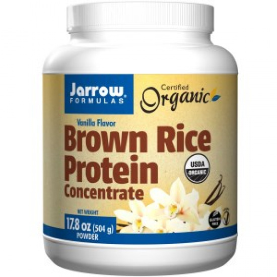 Organic Brown Rice Protein Concentrate (504g)