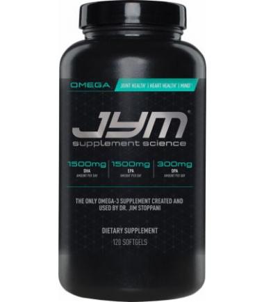 JYM Omega (120 caps)