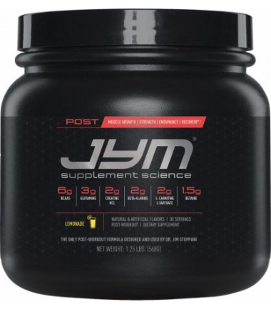JYM Post Active Matrix (30 servings)