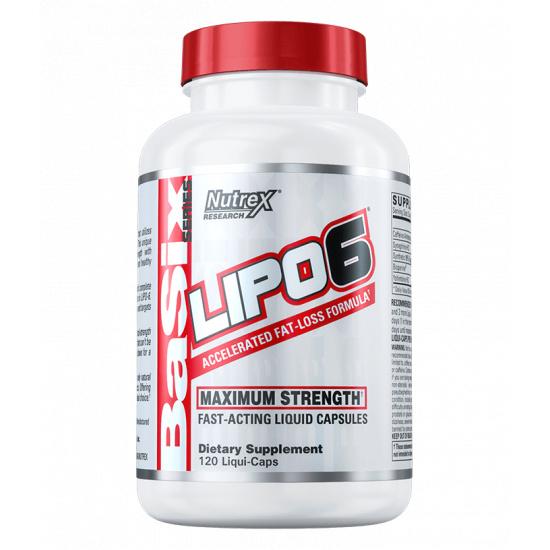 Lipo 6 (120 capsules)