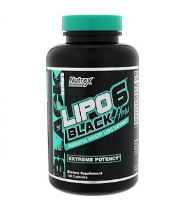 Lipo-6 Black Hers (120 caps)