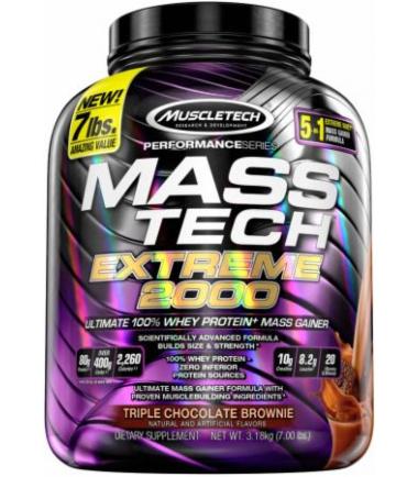 Mass Tech Extreme 2000 (7 lbs.)