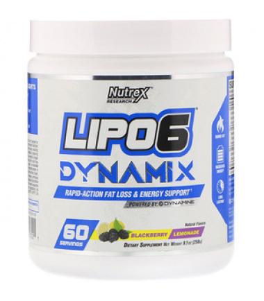 Lipo-6 Dynamix (60 servings)