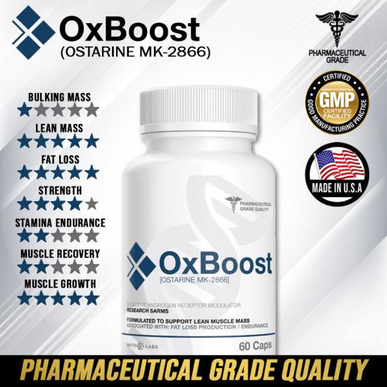 SARMS MatrixLabs OxBoost OSTARINE (MK-2866)