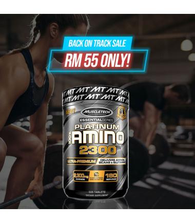 Platinum 100% Amino 2300 (320 tabs)