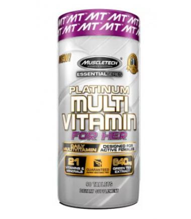 Platinum Multivitamin For Her (90 Tablets)