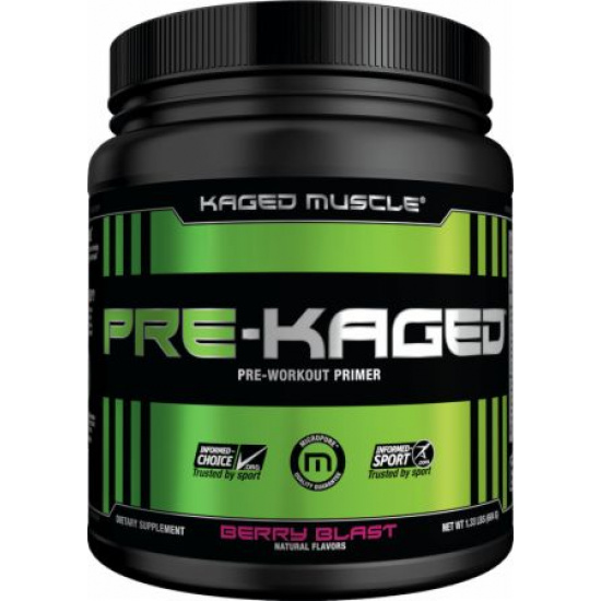 Kaged Muscle Pre-Kaged (20 Servings)