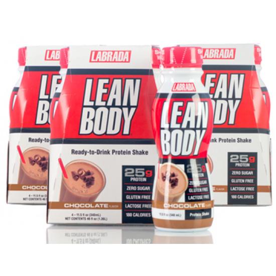 Lean Body RTD 11.5 oz (12 Pack)