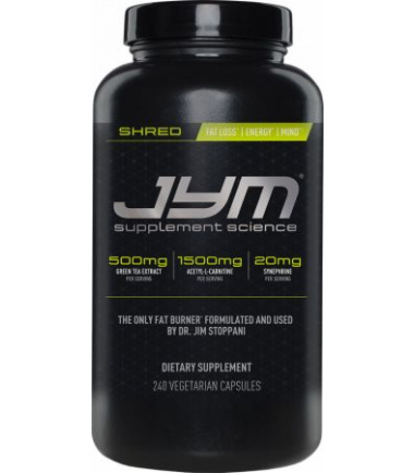 JYM Shred (240 caps)