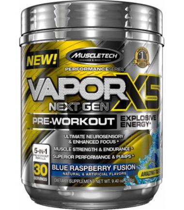 Vapor X5 Next Gen (30 servings)