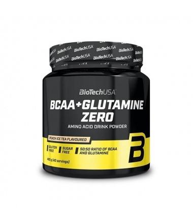 BCAA + Glutamine Zero (480 g.)
