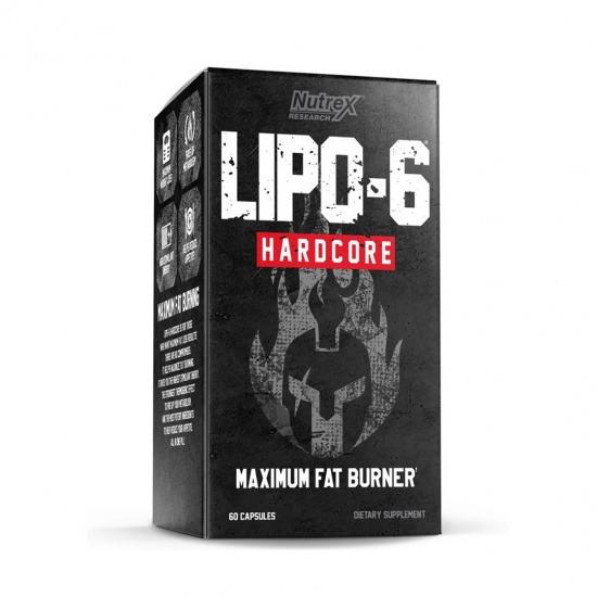 Lipo-6 Hardcore (60 capsules)