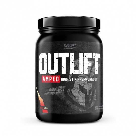 Outlift Amped (20 servings)